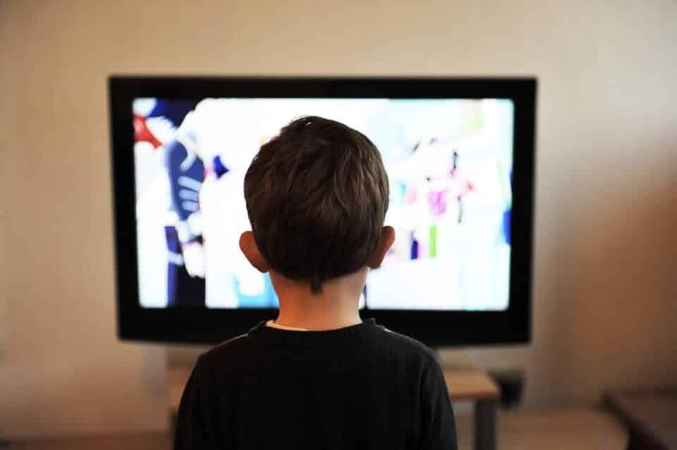 Gamer boy TV