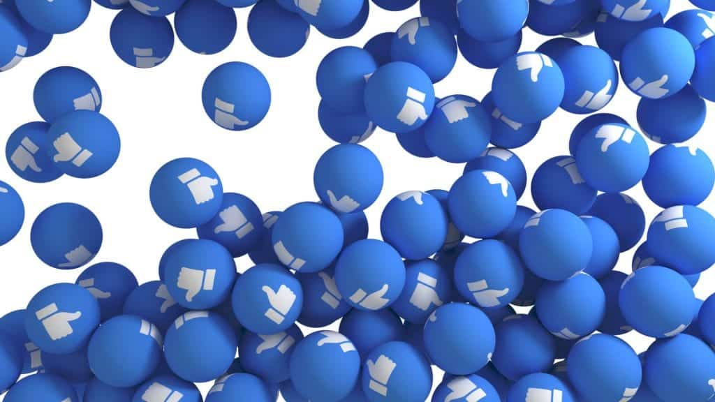 facebook balls