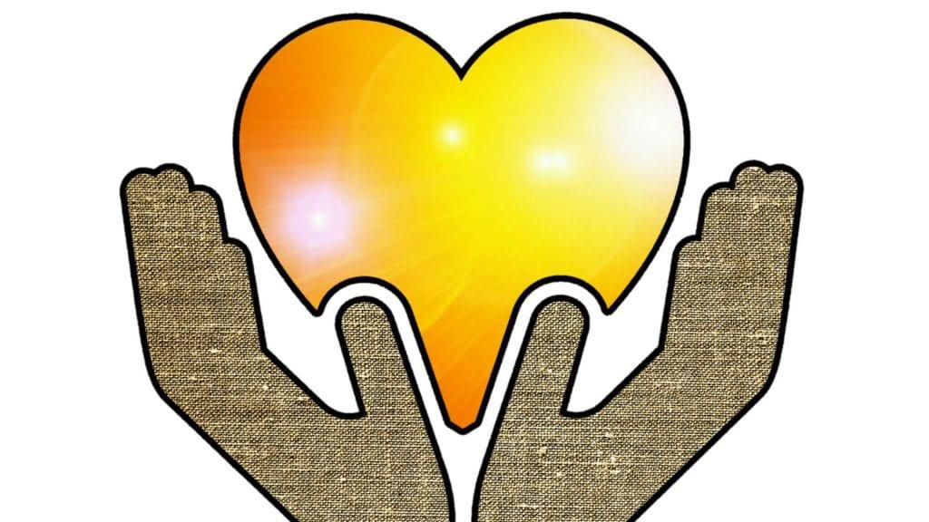 heart hands charity stream
