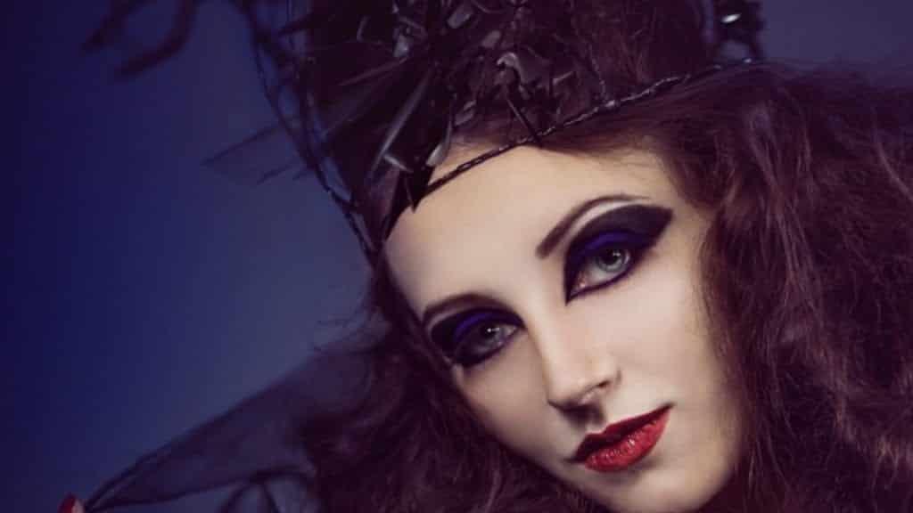 cosplay woman