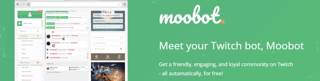 Moobot screenshot