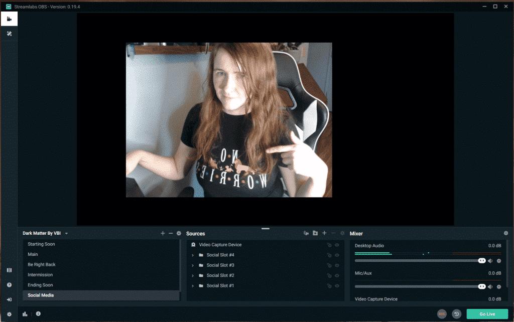 streamlabs flip mirrored screen