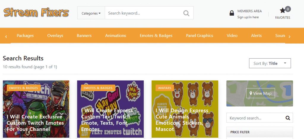 Stream Fixers Banner
