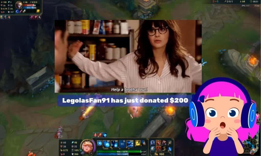legolasfan donates sub emotes