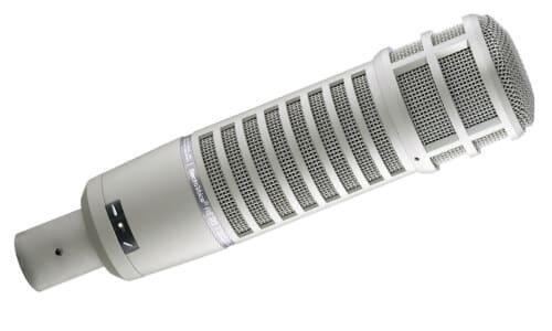 Electrovoice RE20 mic
