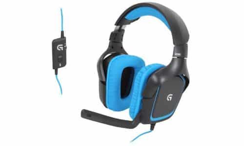 Logitech-G430 headset