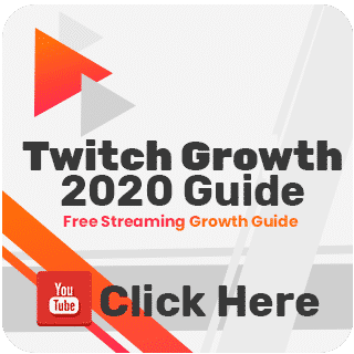 Twitch growth Ad