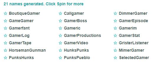 Best Twitch Name Generators 2021 Ranked List