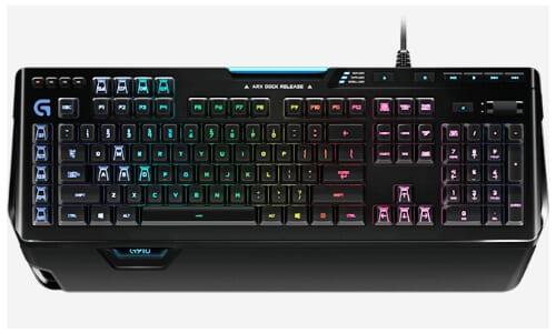 logitech-g910 keyboard