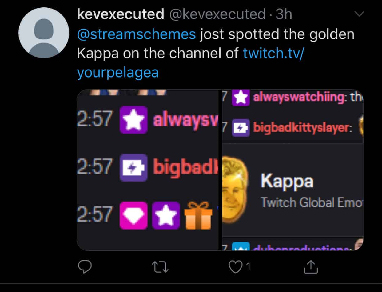 This image has an empty alt attribute; its file name is golden-kappa-yourpelagea.jpg