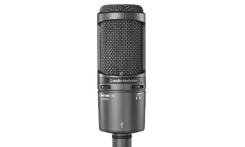Audio-Technica-AT2020 mic