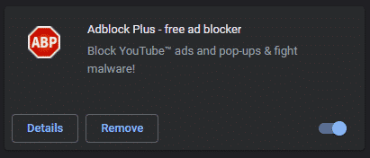adblock blue switch