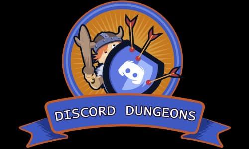 discord dungeons logo