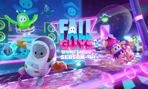 fall guys logo