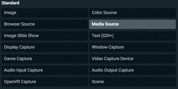 streamlabs obs standard media source