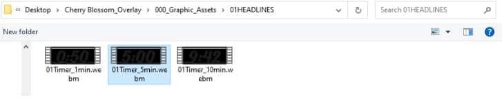 Browser 01HEADLINES add timer