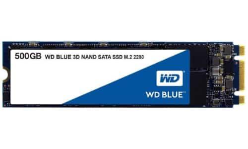 500 GB WD NAND