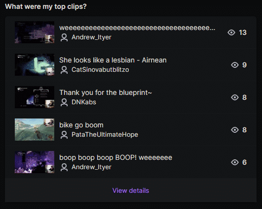 twitch top clips
