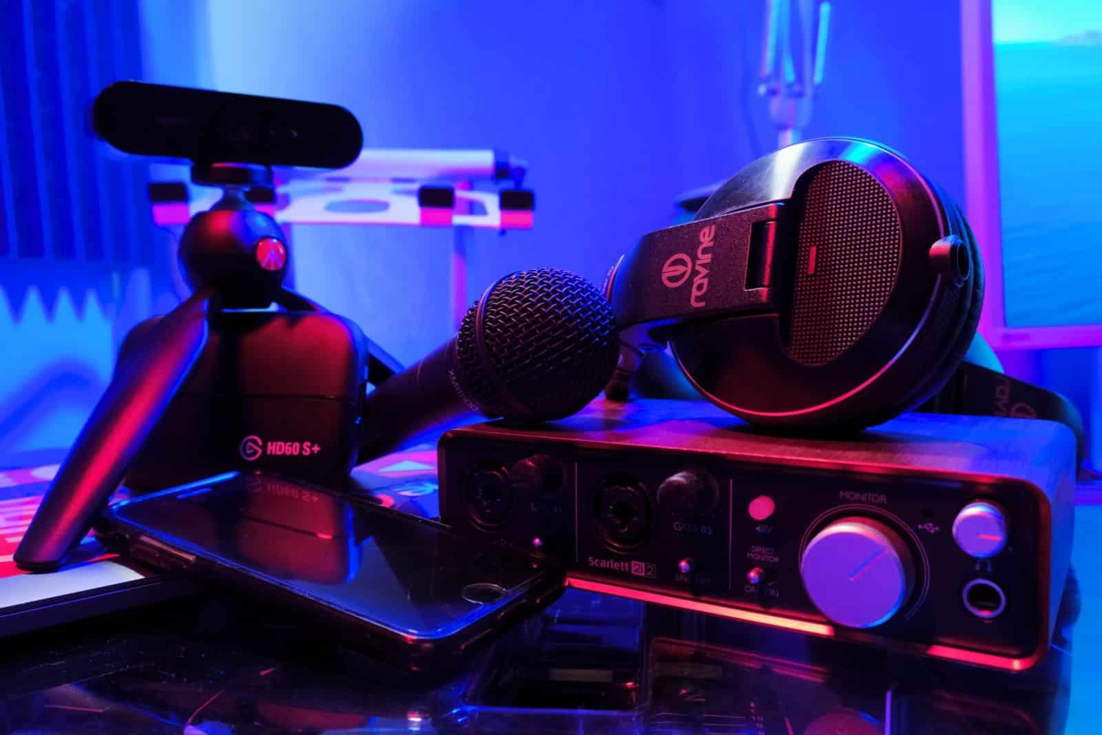 Audio Sound Streaming